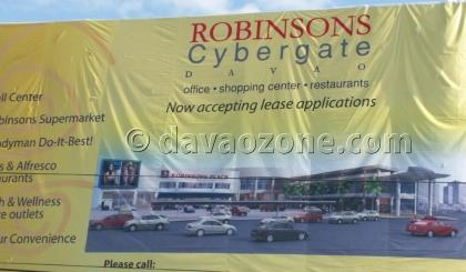 Robinsons Davao construction starts