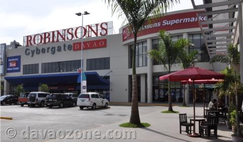 Robinsons Cybergate Davao